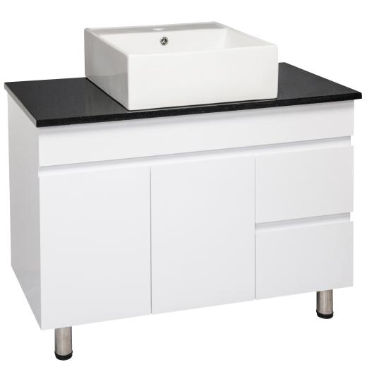 臉盆浴櫃(寬90)