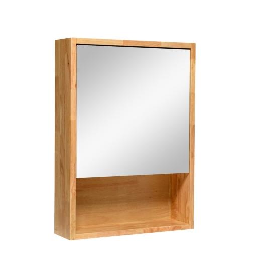 鏡櫃(寬45/木紋)