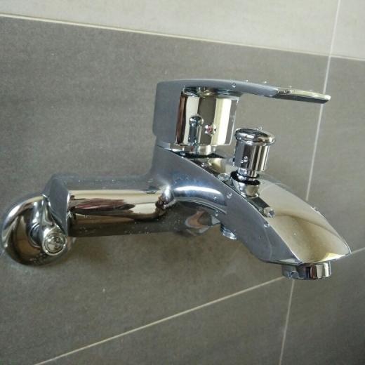 淋浴龍頭(銅鍍鉻)
