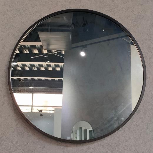 50CM圓鏡(黑框)