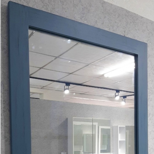 畫框鏡-藍(寬60)