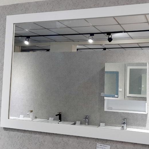 畫框鏡-白(寬120)