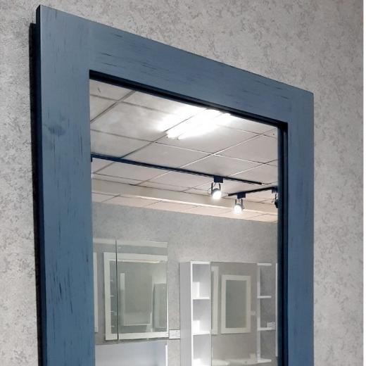 畫框鏡-藍(寬45)