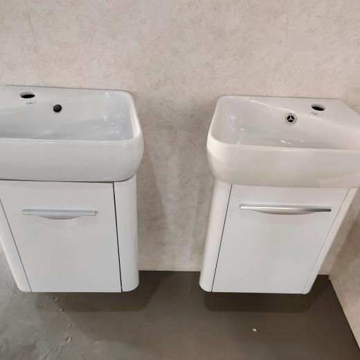 臉盆浴櫃(寬45)